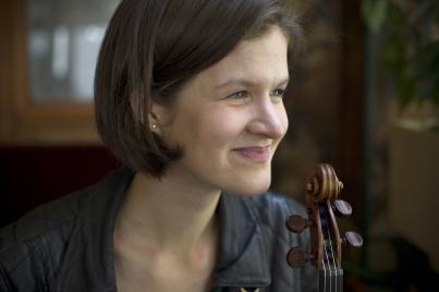 Elsa Greter, violon