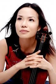 Ning Kam, violonsite