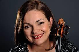 Tatiana Samouil, violoniste