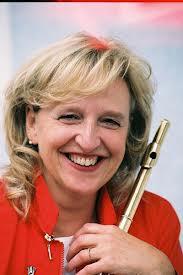 Gaby Van Riet, flûtiste