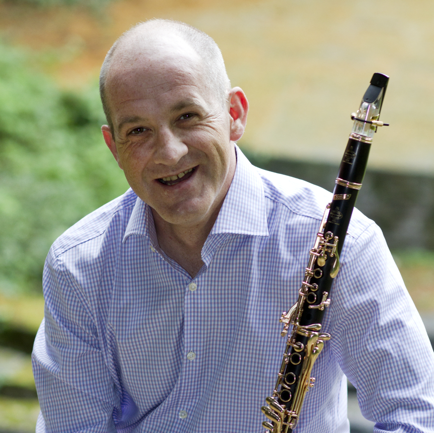 Ronald van Spaendonck, clarinettiste