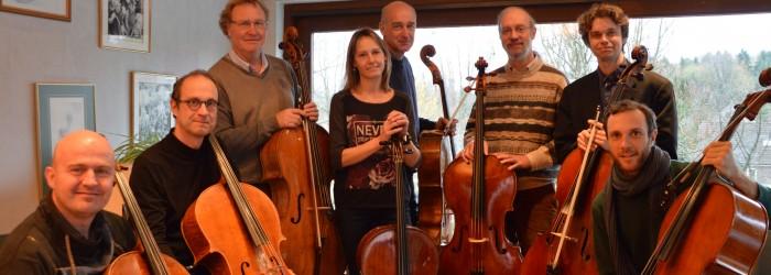 Octuor de cellos
