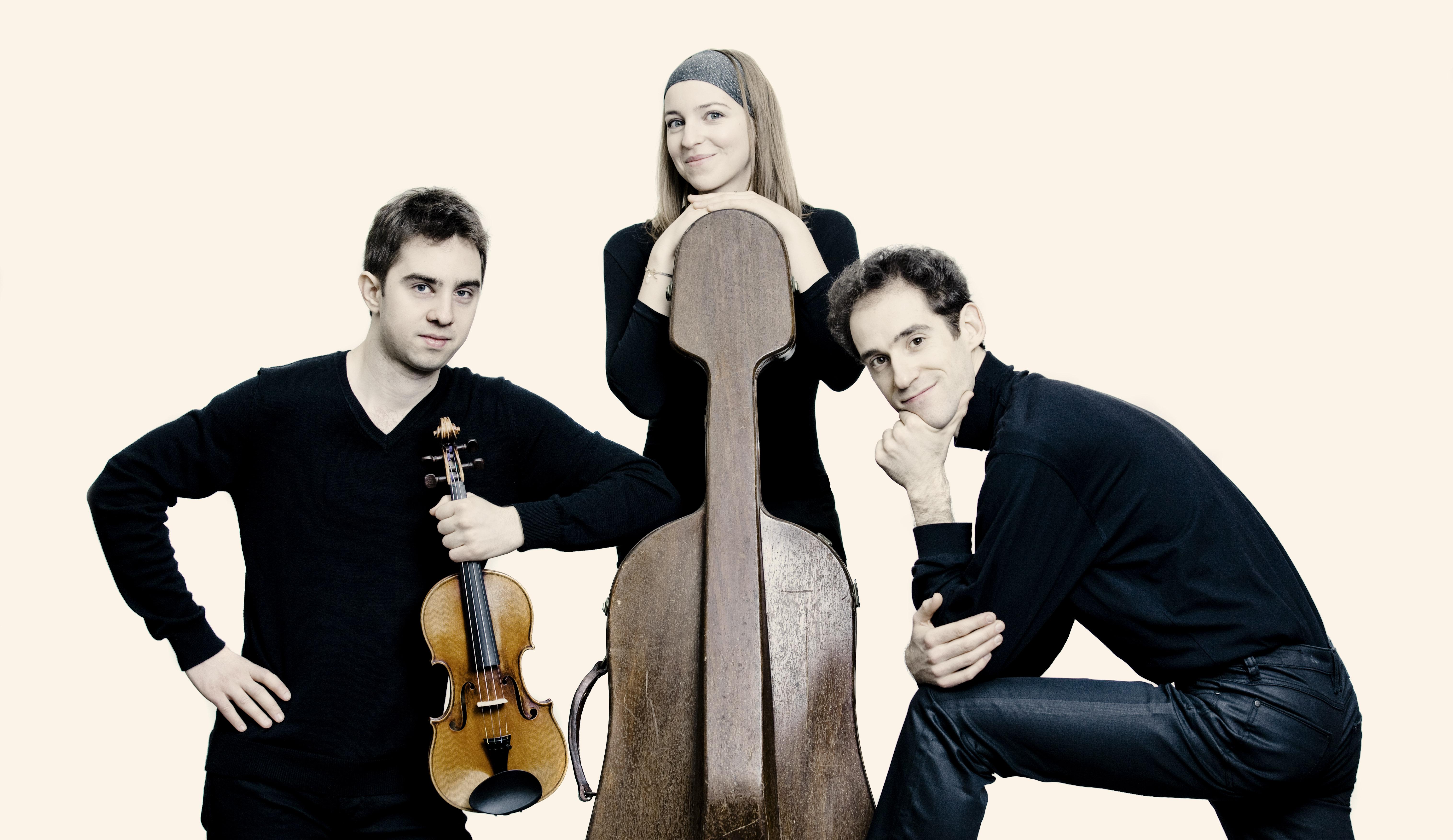 Trio Atanassov Photo: Marco Borggreve